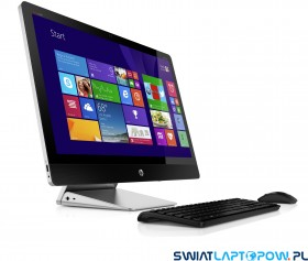 HP ENVY All-in-One 27-k010ee E8R97EAR
