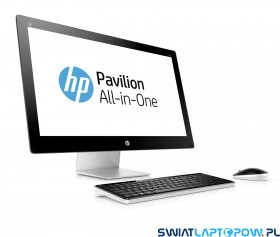HP Pavilion All-in-One 27-n205na T1H98EAR