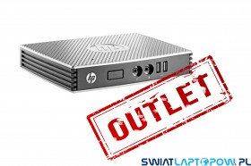 OUTLET Komputer HP T410 Smart Zero Client H2W23AAR