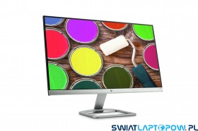 Monitor HP Value 24ea z technologią IPS X6W26AAR