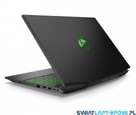 Laptop HP Gaming Pavilion 15-cx0010nw 4TZ63EAR
