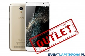 OUTLET Umi Touch Gold
