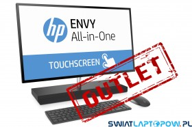 OUTLET HP ENVY All-in-One 27-b105na Z7B62EAR